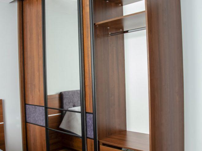Zabudowy wnęk i szafy